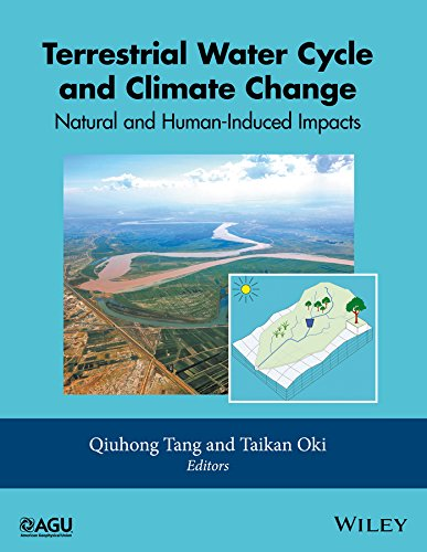 9781118971765: Terrestrial Water Cycle and Climate Change: Natural and Human-Induced Impacts (Geophysical Monograph Series)