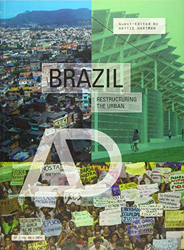 Brazil: Restructuring the Urban (Paperback)