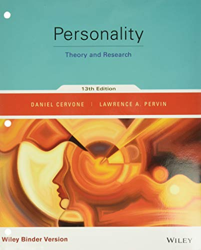 9781118976296: Personality