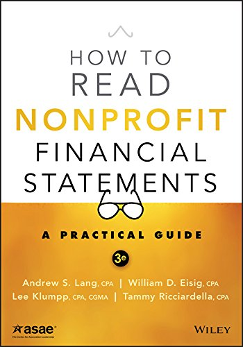 9781118976692: How to Read Nonprofit Financial Statements: A Practical Guide
