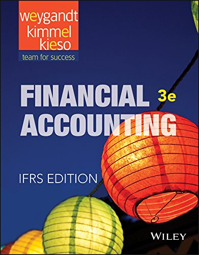 9781118978085: Financial Accounting: Ifrs Edition