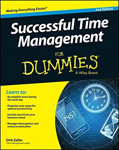 9781118982662: Successful Time Management For Dummies