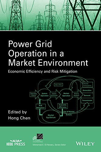 9781118984543: Power Grid Operation in a Market Environment: Economic Efficiency and Risk Mitigation (IEEE Press Series on Power Engineering)