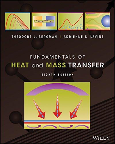 9781118989173: Fundamentals of Heat and Mass Transfer