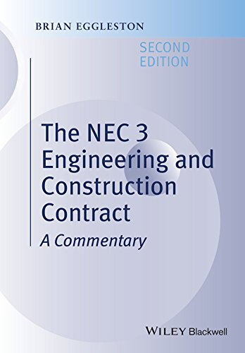 9781118989364: The NEC 3 Engineering and Construction Contract: A Commentary