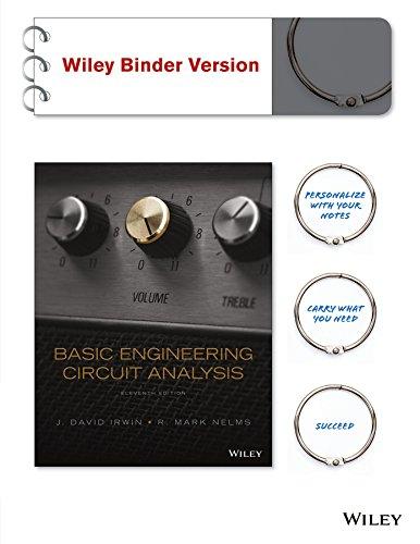 9781118992661: Basic Engineering Circuit Analysis