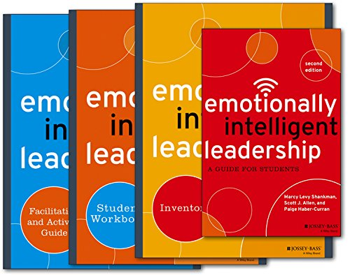 9781118999110: Emotionally Intelligent Leadership for Students: Deluxe Facilitator Set