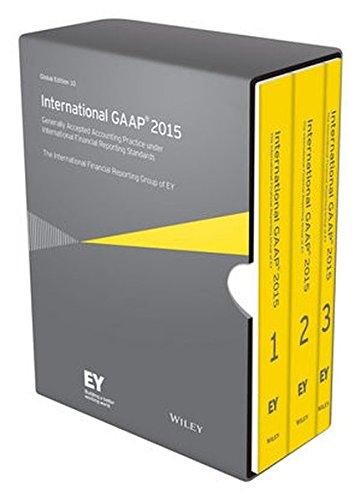 International GAAP 2015: Generally Accepted Accounting Practice: Ernst & Young
