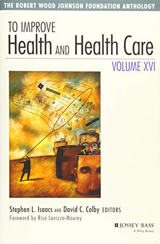 To Improve Health and Health Care 9781119000785 The RWJF's biannual update on the latest developments in U.S. health care To Improve Health and Health Care is the Robert Wood Johnson Foundation's biannual anthology, focusing on the pressing health and health care issues facing the country. This volume covers some of the most important topics in public health, preventative medicine, and health services. Readers will find an in-depth look into the programs funded by the Robert Wood Johnson Foundation, providing policy makers, practitioners, and interested members of the public a valuable perspective to inform strategy for the coming years. As part of the Foundation's efforts to inform the public, this ongoing anthology of the RWJF provides an update on the latest developments and advances taking place in the field of health, bringing readers up to speed on where we are, and where we still need to go. Understand the new developments in reducing childhood obesity Examine innovations in health care delivery Learn how RWJF programs are making a difference to patients and providers Since 1972, the Robert Wood Johnson Foundation has been the nation's largest philanthropy devoted exclusively to health. To further its mission of improving the health and health care of all Americans, the Foundation strives to foster innovation, develop ideas, disseminate information, and enable committed people to devote their energies to improving the nation's well-being. To Improve Health and Health Care describes the latest outcomes and progress, for a complete overview of the American health care system.