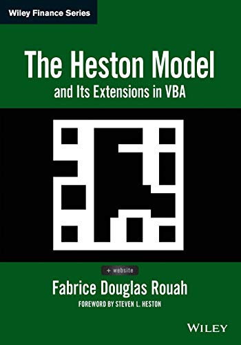 9781119003304: The Heston Model and Its Extensions in VBA (Wiley Finance)