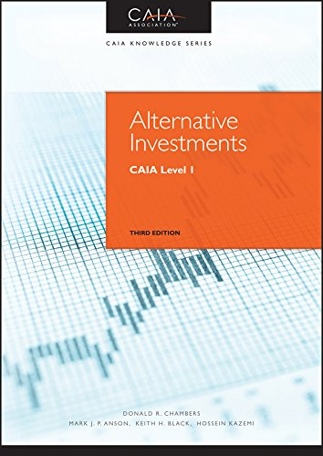 9781119003366: Alternative Investments: CAIA Level I (Wiley Finance)