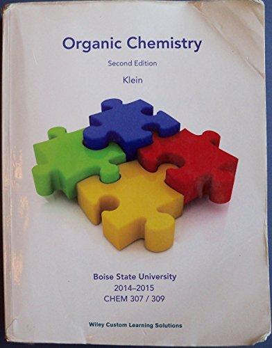 9781119003649: Organic Chemistry - Second Edition - Boise State University
