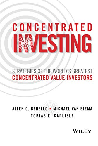 Concentrated Investing (Hardcover): Michael Van Biema