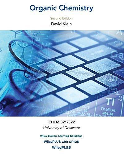 9781119012719: Organic Chemistry 2nd Edition