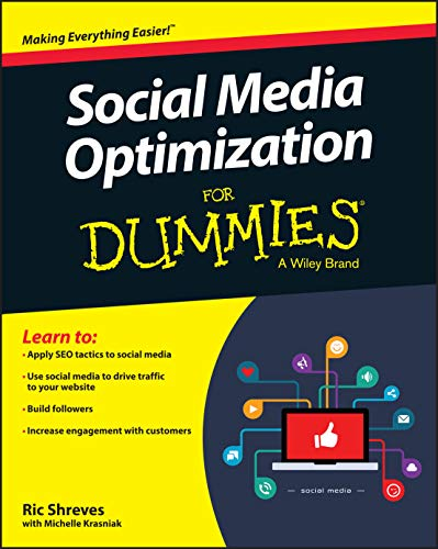 9781119016090: Social Media Optimization For Dummies