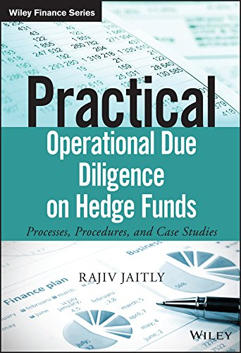 9781119018759: Practical Operational Due Diligence on Hedge Funds: Processes, Procedures, and Case Studies (The Wiley Finance Series)
