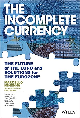 9781119019091: The Incomplete Currency: The Future of the Euro and Solutions for the Eurozone (Wiley Finance)