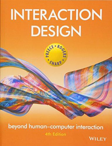 9781119020752: Interaction Design: Beyond Human-Computer Interaction