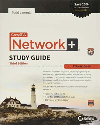 9781119021247: CompTIA Network+ Study Guide: Exam N10–006