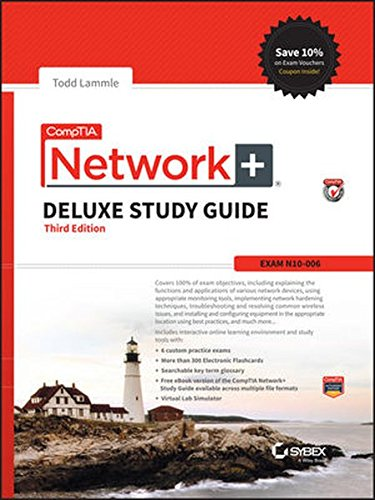 9781119021278 Comptia Network Deluxe Study Guide Exam