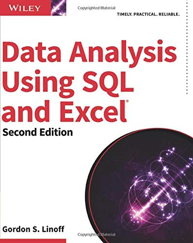9781119021438: Data Analysis Using SQL and Excel