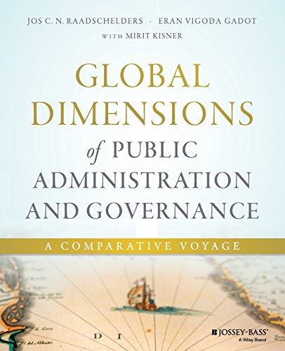 9781119026198: Global Dimensions of Public Administration and Governance: A Comparative Voyage