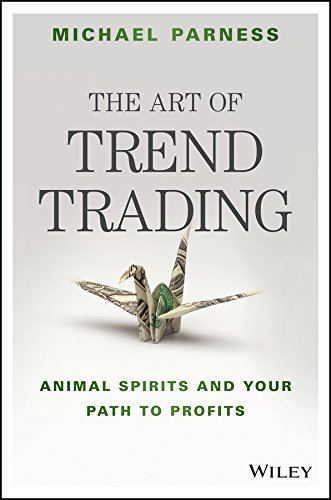 The Art of Trend Trading (Hardcover): Michael Parness