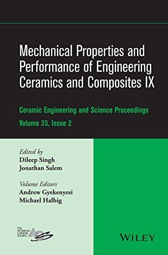 Mechanical Properties and Performance of Engineering Ceramics: Singh, Dileep, Salem,
