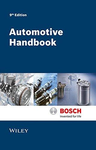 9781119032946: Automotive Handbook