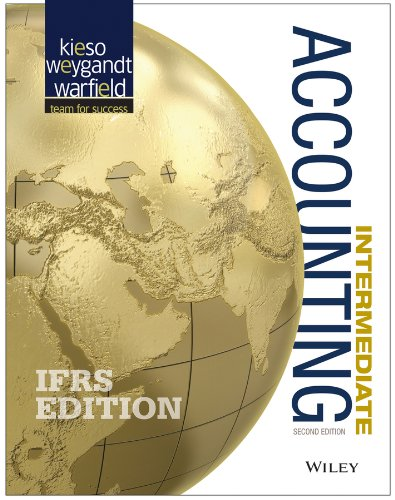 9781119033585: Intermediate Accounting: IFRS Edition 2e + WileyPLUS Registration Card (Wiley Plus Products)