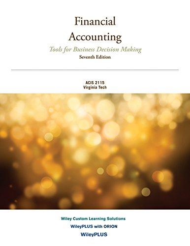 9781119044635: Financial accounting