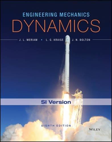 meriam kraige statics 7th edition solutions manual pdf