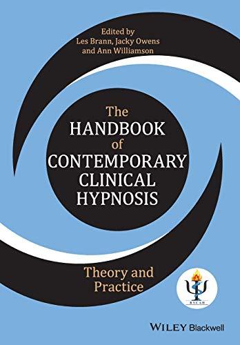 9781119057277: Handbook of Contemporary Clinical Hypnosis