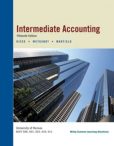 9781119058434: Intermediate Accounting
