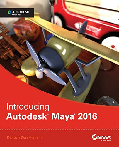9781119059639: Introducing Autodesk Maya 2016