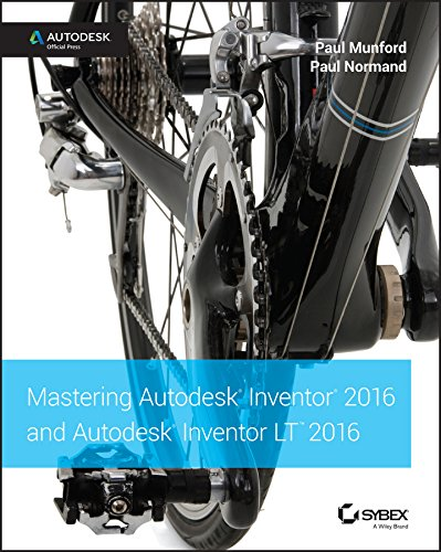 9781119059806: Mastering Autodesk Inventor 2016 and Autodesk Inventor LT 2016: Autodesk Official Press
