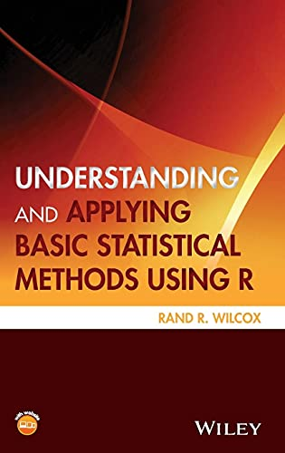 9781119061397: Understanding and Applying Basic Statistical Methods Using R
