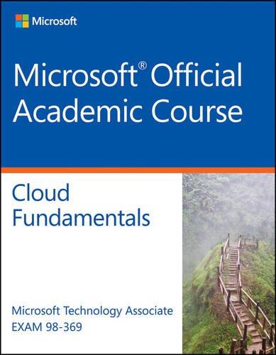 9781119062868: Exam 98-369 Cloud Fundamentals