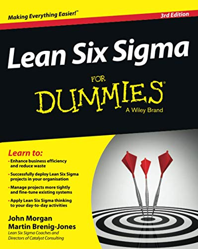 9781119067351: Lean Six Sigma For Dummies