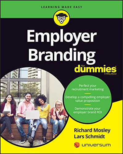 9781119071648: Employer Branding For Dummies (For Dummies (Lifestyle))