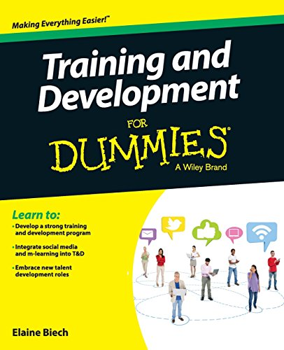 9781119076339: Training and Development For Dummies