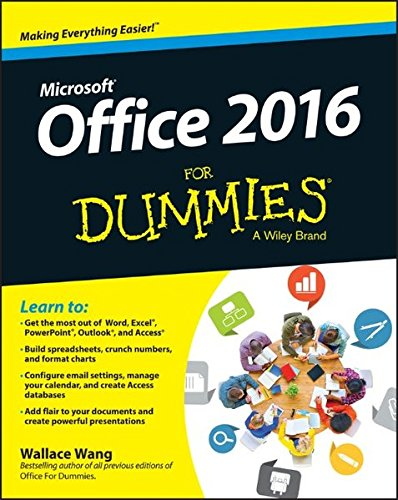 9781119077374: Office 2016 For Dummies (For Dummies (Computer/tech))
