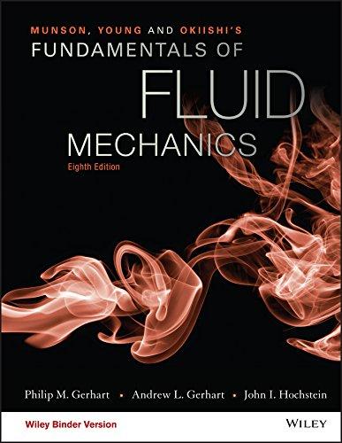 9781119080701: Munson, Young and Okiishi's Fundamentals of Fluid Mechanics