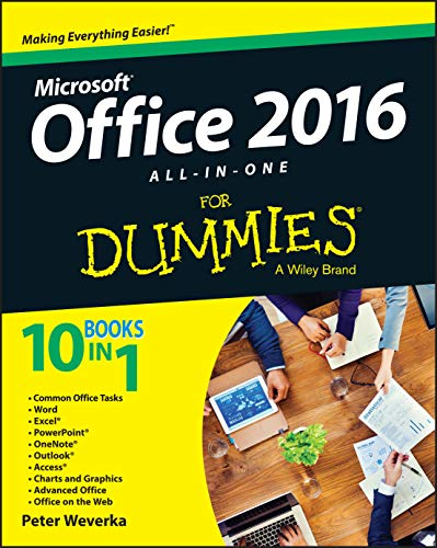 9781119083122: Office 2016 All-In-One For Dummies