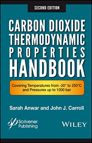 Carbon Dioxide Thermodynamic Properties Handbook: Covering Temperatures from -20° to 250°C and ...