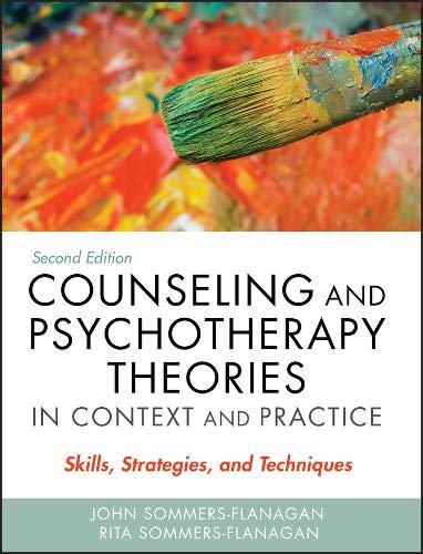 9781119084204: Counseling and Psychotherapy Theories in Context and Practice: Skills, Strategies, and Techniques