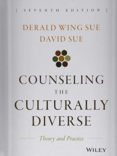 9781119084303: Counseling the Culturally Diverse: Theory and Practice