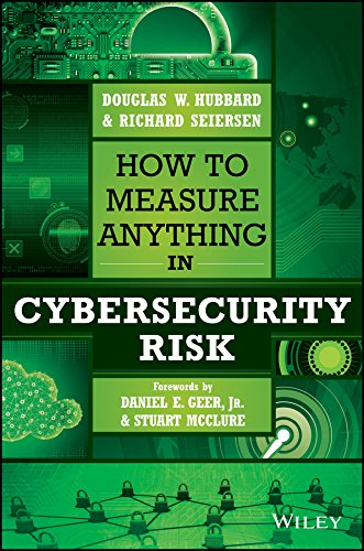 9781119085294: How to Measure Anything in Cybersecurity Risk
