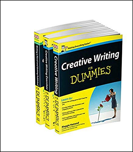 9781119086314: Creative Writing For Dummies Collection- Creative Writing For Dummies/Writing a Novel & Getting Published For Dummies/Creative Writing Exercises