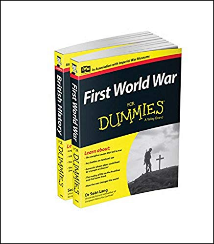 9781119086321: History For Dummies Collection - First World War For Dummies/British History For Dummies